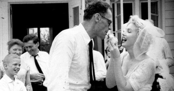Marilyn Monroe Amp Arthur Miller Betrothed Pinterest