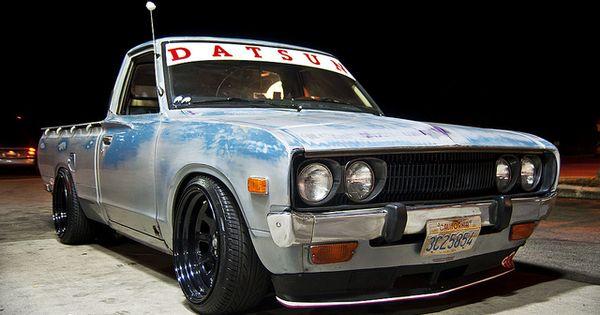 Sweet lookin Datsun 620   Datsun   Pinterest   Cars ...