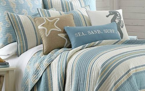 Sea Sand Surf Coastal Bedding Http Www Completely