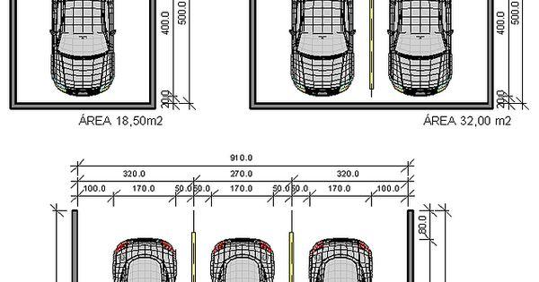Garagens S 233 Rie Pr 233 Dimensionamento De Ambientes Ideias