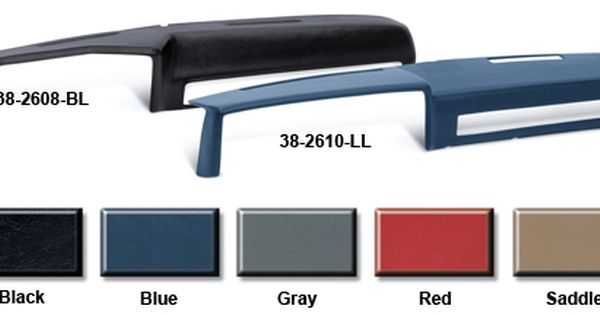 Molded Plastic Dashboard Covers 1973 87 Chevrolet Pickup Truck Lmc Truck Gmc Pickup Trucks Chevrolet Pickup