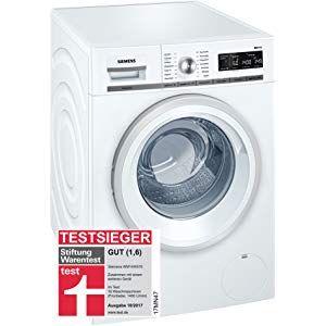 Siemens Iq700 Wm14w570 Waschmaschine 8 00 Kg A 196 Kwh