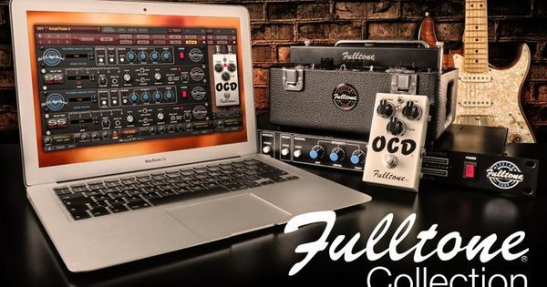 Ik Multimedia Amplitube Fulltone Collection Download