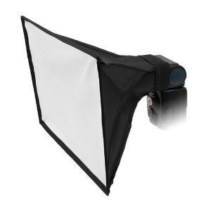 Nice External Flash Softbox Attachment For When You Need To Soften Things Up On The Go Nikon Flash Photography Equipment Storage Camera Lens Accessories