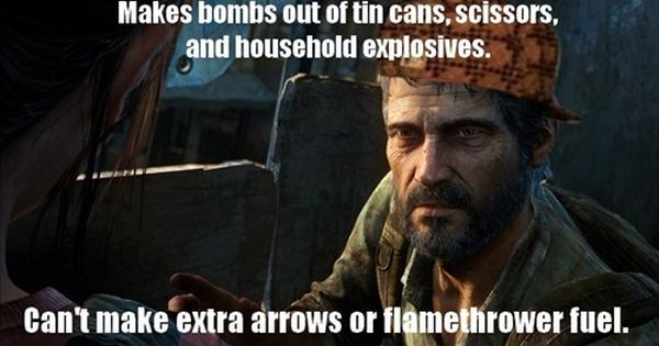Video Games Video Game Logic Page 4 Video Game Memes Video Game Memes Cheezburger The Last Of Us Good Horror Games Video Game Logic