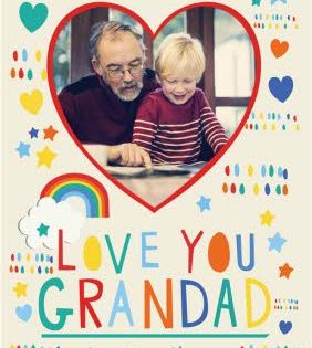 Personalised Cards For Birthday Moonpig Grandad Birthday Cards Happy Birthday Love Happy Fathers Day