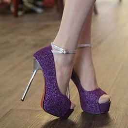 Super high heels, Stiletto heels