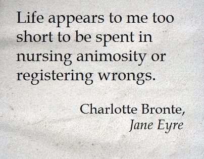 Charlotte Bronte Jane Eyre Quotes