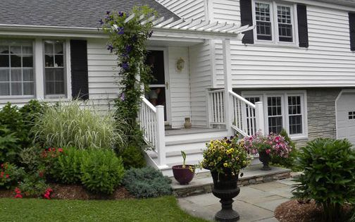 Real Life Rooms Split Level Curb Appeal