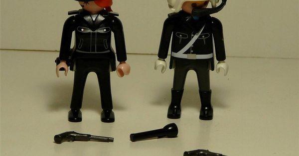 Playmobil Police Policeman Policewoman Police Headquarters