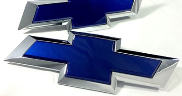2014 Silverado Bowtie Insert Emblem Color Match Chevy Mall Chevy Trucks Accessories Chevy Silverado Accessories Chevy Silverado