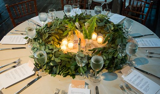 hannah and jason 39 s gedney farm wedding in the berkshires eucalyptus wreath centerpieces and. Black Bedroom Furniture Sets. Home Design Ideas