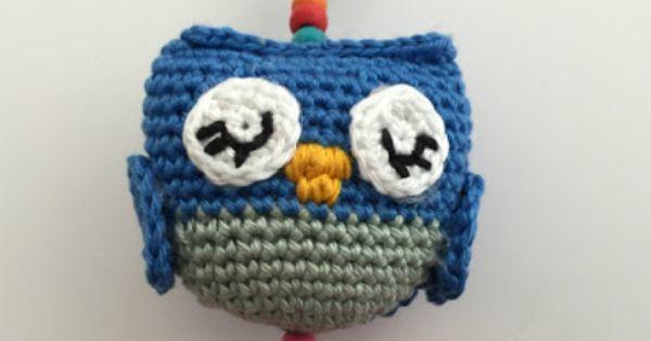 Amigurumi Crochet Wikipedia : Colgante b?ho amigurumi Amigurumi Pinterest ...