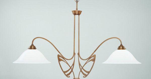 Ornamental Art Nouveau Ceiling Lamp From Art Nouveau Riga Jugendstil Lampen Art Deco Lampen Jugendstil