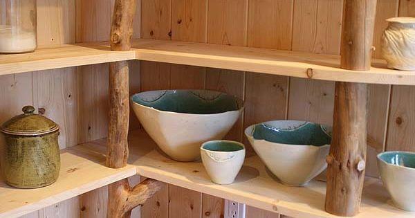 Alacena de madera m s maderaaaaaaa pinterest cabina for Rustico un telaio cabina