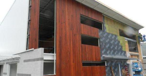 Machiche Rain Screen Gallery Wood Siding Composite Wood Siding Installing Cedar Siding