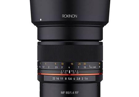 Rokinon 85mm F1 4 Umc Manual Focus Lens For Canon Eos Rf Canon Lens Canon Eos Eos