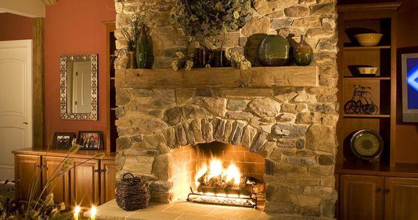 stone fireplaces designs | eldorado stone
