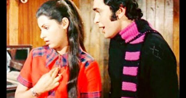 Bobby Hum Tum Ek Kamre Mein Band Hon Shailendra Singh Lata Mangeshkar Lata Mangeshkar Bobby Songs