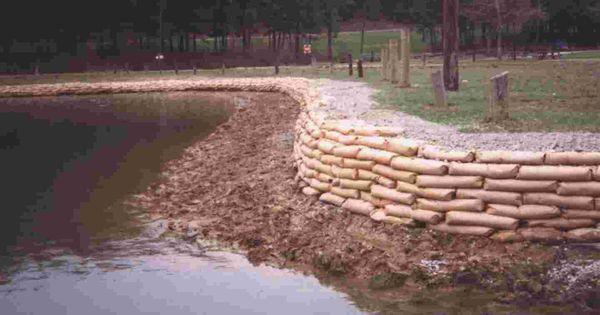 Retaining Wall Design Paper : Concrete bag retaining wall walls