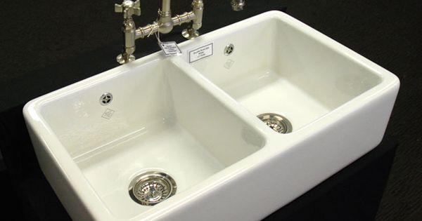 Kitchen Sinks Sydney : ... Sinks Kitchen inspiration Pinterest Fireclay sink and Sinks