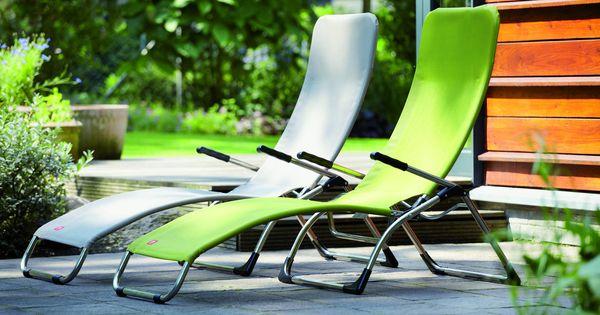 Poltrona samba fiam chaise longue da giardino con for Chaise longue basculante