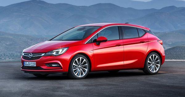 Opel Astra K 1 6 Cdti 160 Hp Ecoflex Start Stop Opel Hatchback Car