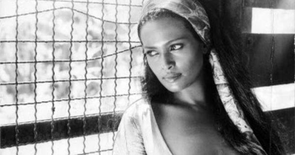 Eritrean actress Zeudi Araya at 20-year-old. Probably the ...