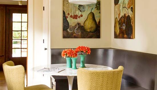 Breakfast Room Banquettes Kitchen Banquette Ideas And