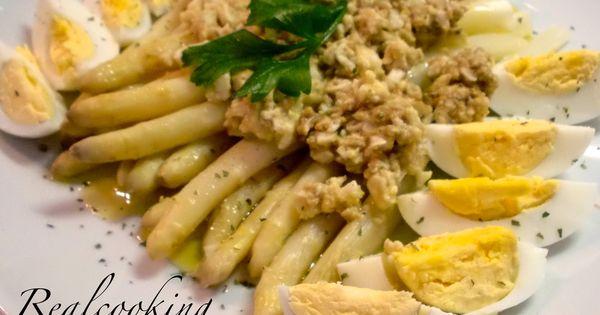 Asparagi con salsa mimosa ricette italiane pinterest for Ricette italiane