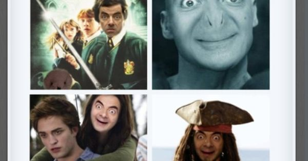 MR bean! so funny!