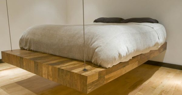 Suspended bed by brcdesigns