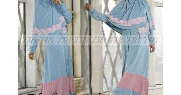 Detail Produk Untuk Baju Gamis Muslim Modern Nadin Syar 39 I