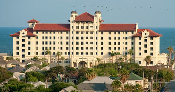 The Hotel Galvez Is Our Favorite Hotel In Texas Gorgeous