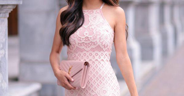 Blush Wedding Dress Petite : Blush pink lace dress extra petite boston