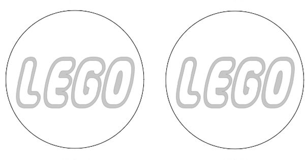 Lego logo template maxwellsz