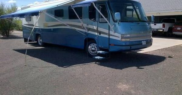 1997 Georgie Boy Encounter Http Www Rvregistry Com Used Rv 1007601 Htm Used Rv Recreational Vehicles Rv