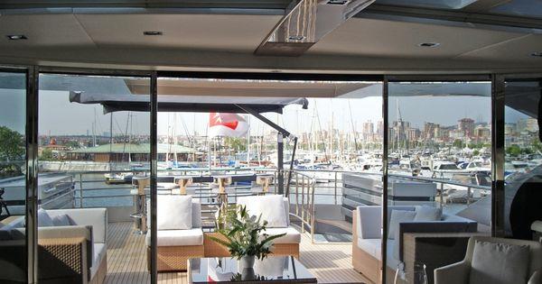 Mega Super Yacht Interior Design Yacht Noor A 37m