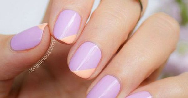 15 Easy Spring Nail Art Designs, Ideas, Trends & Stickers 2015  Nail ...