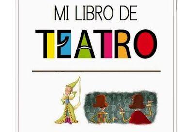 Mi Libro De Teatro Santillana Theatre Digital Art Editorial