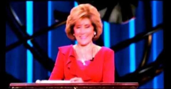 Healed of cancer by dodie osteen