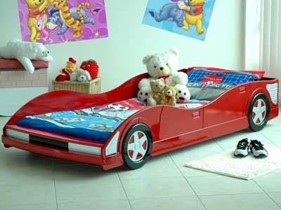 20 Car Shaped Beds For Cool Boys Room Designs Kidsomania Kamar