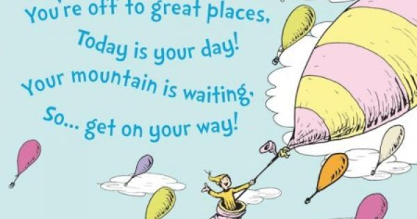These Dr Seuss Quotes Will Inspire You When Youre Feeling Down
