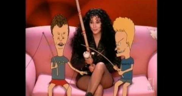 Cher and beavis and butthead