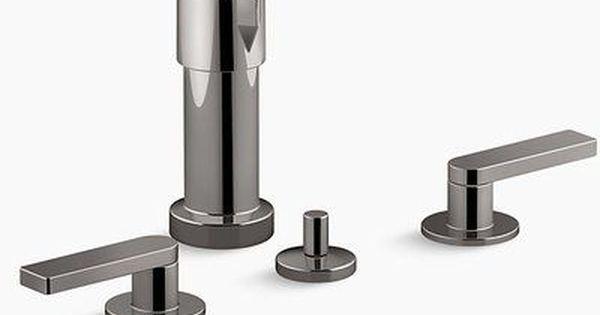 Kohler Composed 2 Widespread Vertical Bidet Faucet Finish