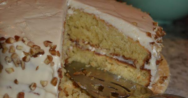 ... Italian Cream Cake   Desserts   Pinterest   Italian Cream Cakes, Cream