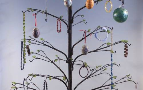Wire Twig 62--For Next Year's Jesse Tree