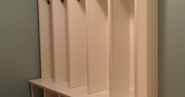 Mudroom Lockers Do It Yourself Home Projects From Ana