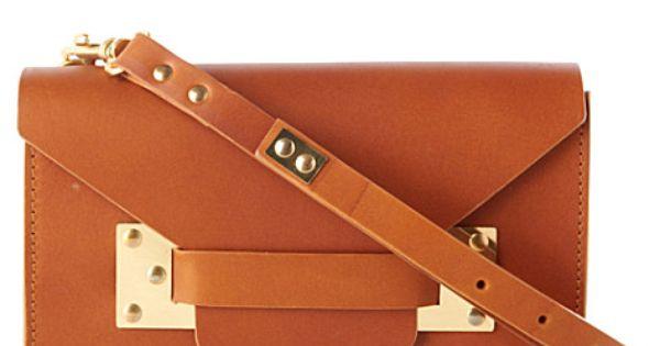 Brown bag, Sophie Hulme