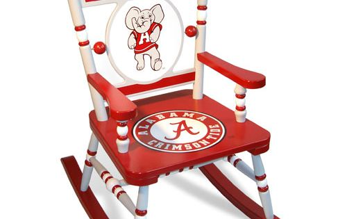 University of Alabama Rocking Chair from PoshTots  For Hunter ...
